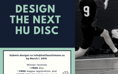 HU Disc Design Contest