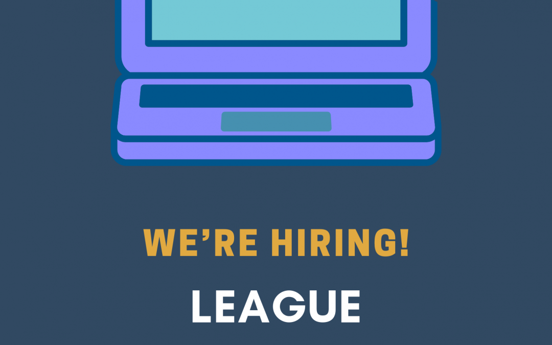 Hiring – League Coordinator